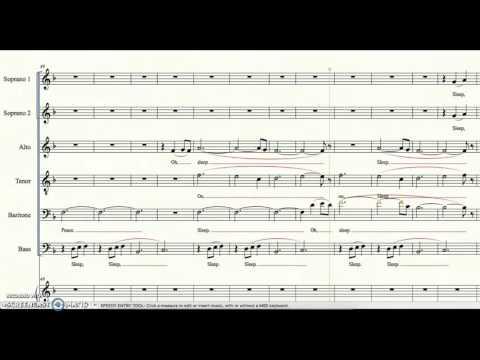 Silent Night Soprano 1