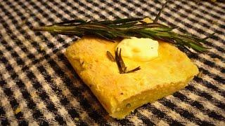 Gluten Free Rosemary Focaccia Bread Recipe  By Victoria Paikin