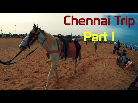 Chennai Trip | Part 1