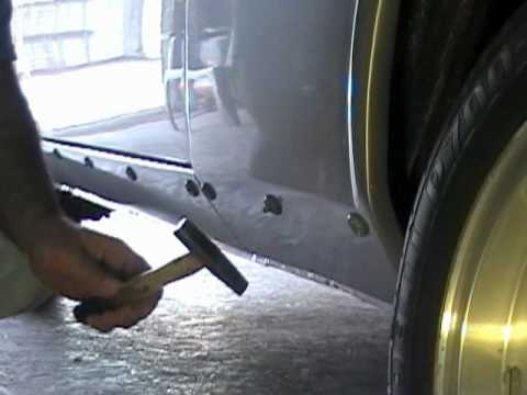 Rocker Panel Trim Clips Install Mpg Youtube