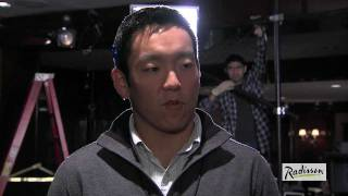 The Radisson Hotel Manchester Downtown Media Central - Philip Kim interview