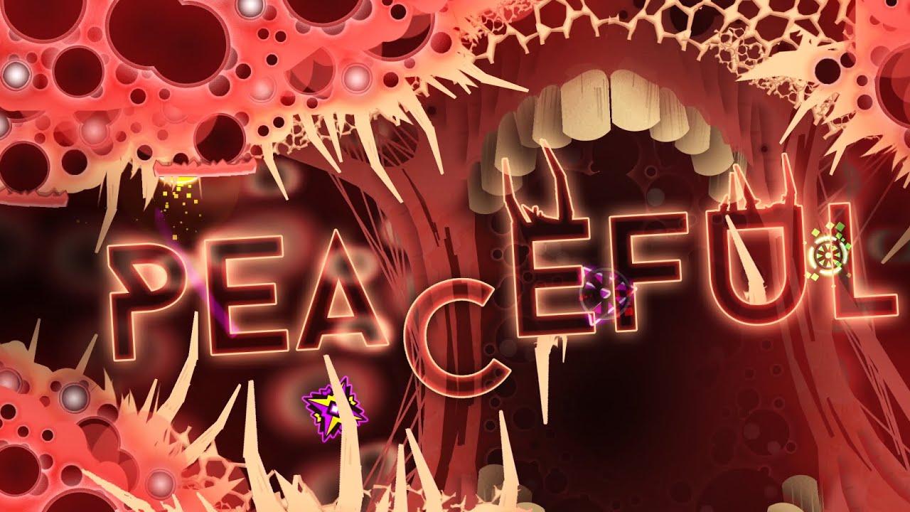 "Download ""Peaceful"" (Demon) by Small & Zylenox   Geometry Dash 2.11"