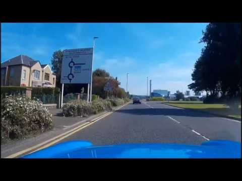 Road Trips in Scotland - Grangemouth