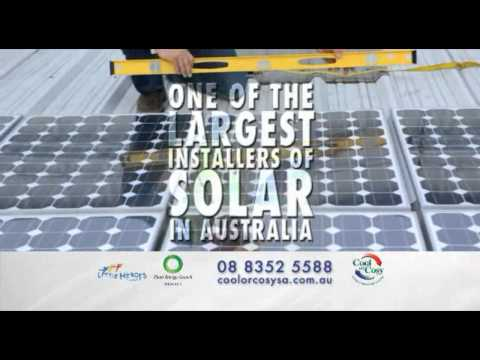 Cool or Cosy Adelaide TV Commercial