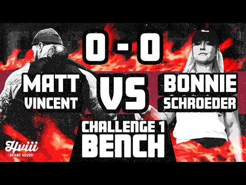 THE ULTIMATE BENCH DUEL | CHALLENGE #1