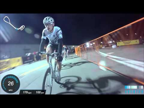 Red Hook Crit 2016 - Brooklyn 9 - Onboard with Aventon