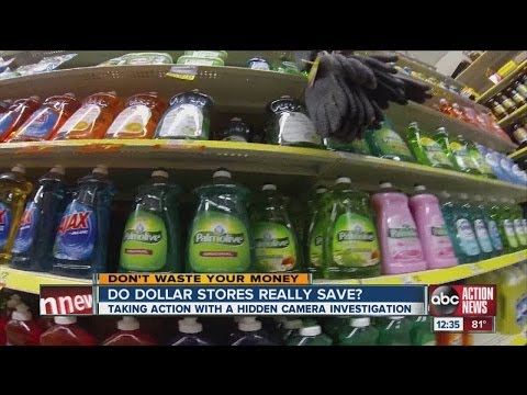 Do Dollar Stores Really Save You Money?