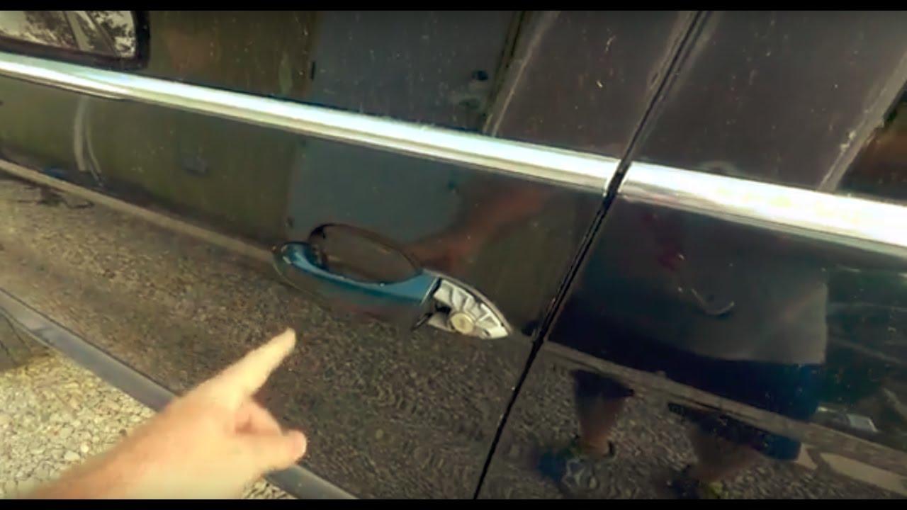 2001 - 2006 BMW X5 E53 Broken Door Handle Quick Fix For Free