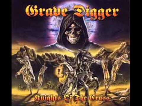 Grave Digger - Monks Of War