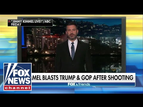 Jones Blasts Kimmel's Response to TX Shooting