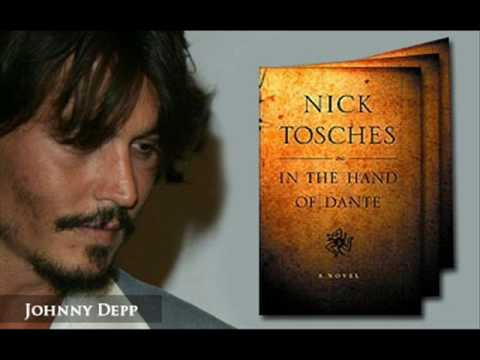 "Johnny depp reading ""In The Hands Of Dante"""