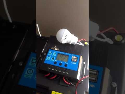 L'énergie solaire à la maison / solar energy to my home