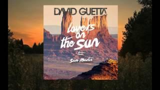 David Guetta - Lovers On The Sun   Feat  Sam Martin (Wait For It Remix)