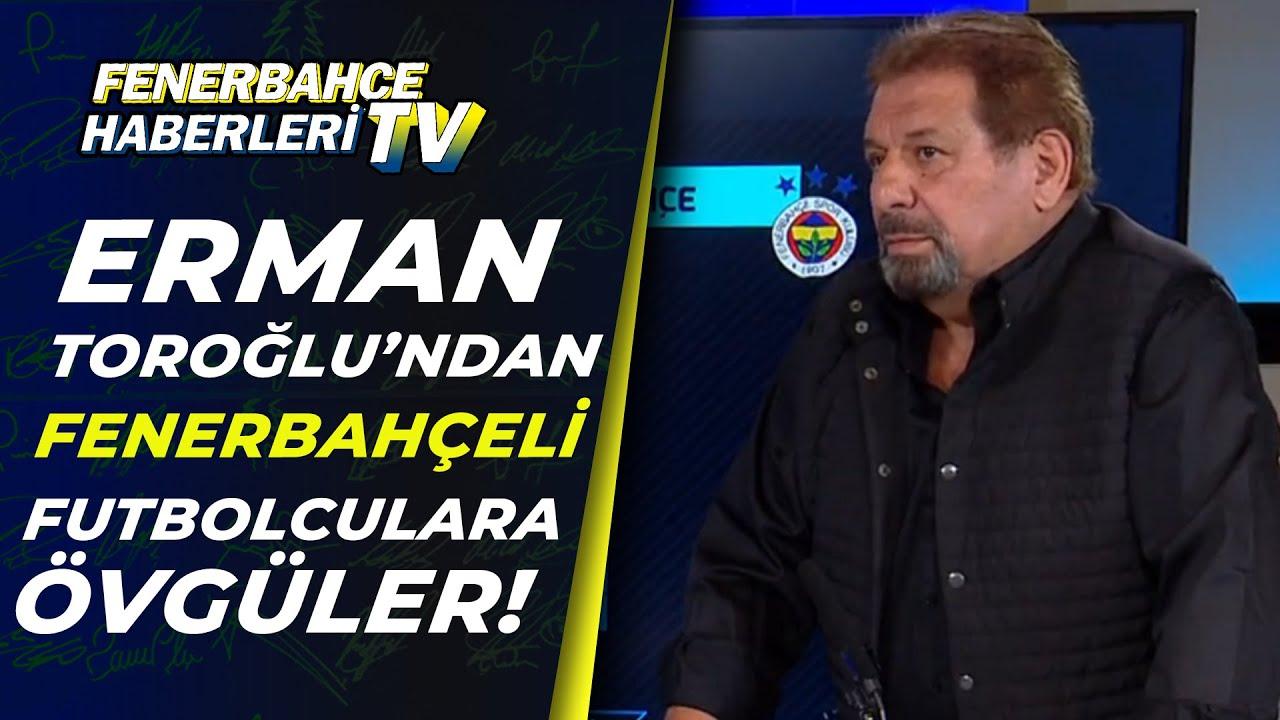 Erman Toroğlu'ndan Fenerbahçe'nin Futboluna Övgüler! (Başakşehir 1-2 Fenerbahçe) / 18.04.2021