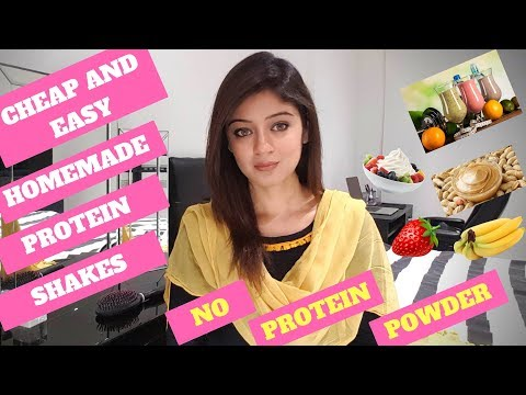 cheap-and-easy-homemade-protein-shakes-without-any-protein-powder---in-urdu