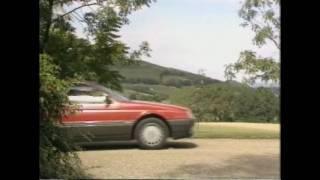 Old Top Gear 1989 - Alfa Romeo 169, Lancia Thema, Saab CDE