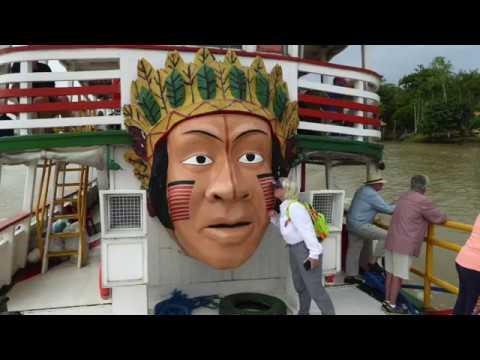 Enjoy Belem, Brazil [180 Day Cruise Around The World]