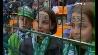 Le retour des Verts - Reportage de 1998-1999