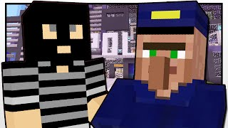 Repeat youtube video Minecraft | POLICE STATION MISSION | Custom Mod Adventure