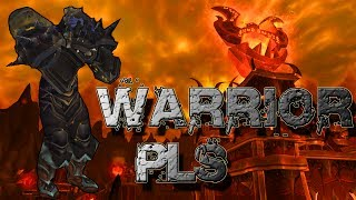 Why the Warrior was dismissed for WoD