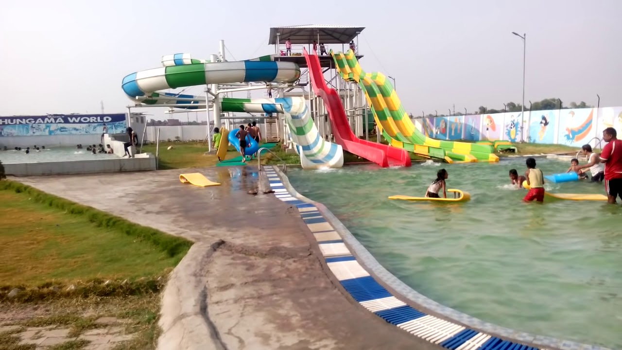 Hungama World Water Amusement Park Ticket Rate Address Mobile No