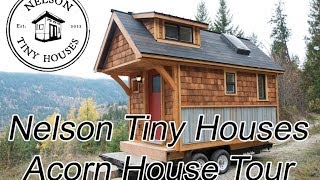 Nelson Tiny Houses Acorn Tour