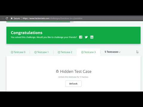 Hackerrank Solutions | C | Functions in C| Playing with Characters