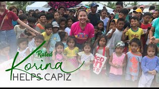 Rated Korina Helps Capiz