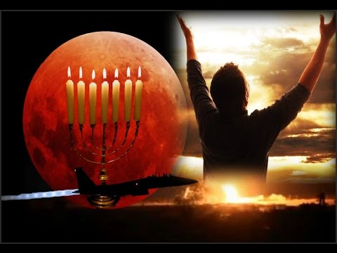 BLOOD MOONS: A SIGN FOR ISRAEL