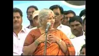 Satyavani Speech Highlights