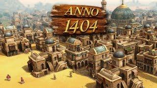 Let's Play Anno 1404 #001 [Deutsch][HD] - Lasst uns etwas Großes starten!