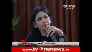 Indonesia Lawyers Club Freddy Raja Narkoba  Lapas Cipinang 30 Juli 2013 Part2/9