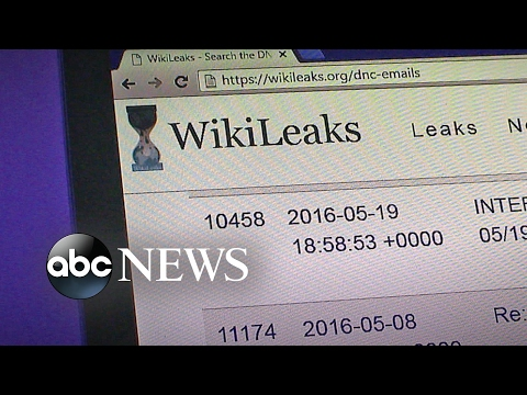 Search underway for CIA leaker