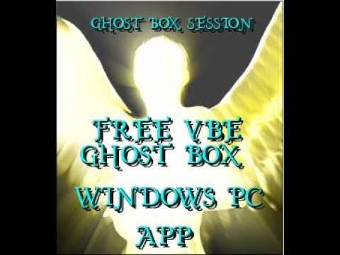 VBE ITC Ghost Box V1 Session - Possible Messages For Kevin Himes From Spirit