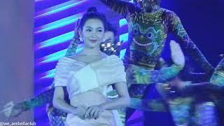 เบลล่า โชว์เปิดงานเทศกาลเที่ยวเมืองไทย ประจำปี 2562 @สวนลุมพินี 23/01/2562