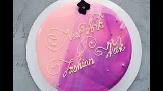 Как делать красивые надписи на тортах и пряниках.