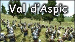 Third Age: Total War / Machinima › La bataille du Val d'Aspic