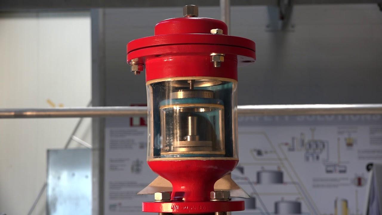 Safe Protection Of Storage Tanks Pressure Vacuum Valves