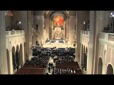 Watch Justice Antonin Scalia's funeral Mass
