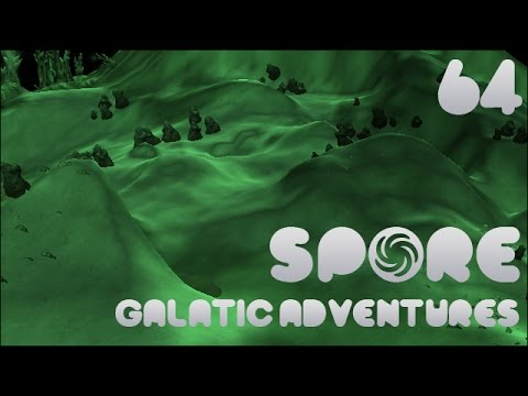 Spore! Galactic Adventures #64 - The Grox!!!
