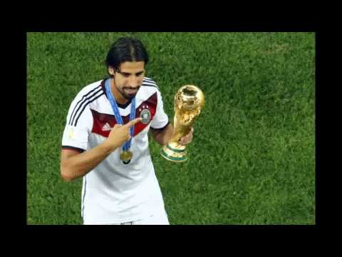 Arsenal Transfer News Bayern Eye 'Perfect' Sami Khedira, Matija Nastasic Latest