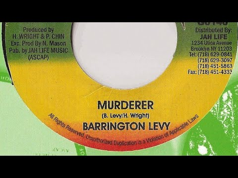 Barrington Levy  Murderer + Version Tell Dem A Ready YouDub Sélection