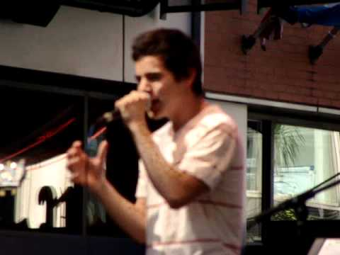 David Archuleta-Touch My Hand- Acoustic- Louisville-8/22/10