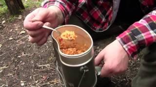 Bushcraft Camp - Hultafors Trekking Beil & Mexikanischer Reis, Teil 6