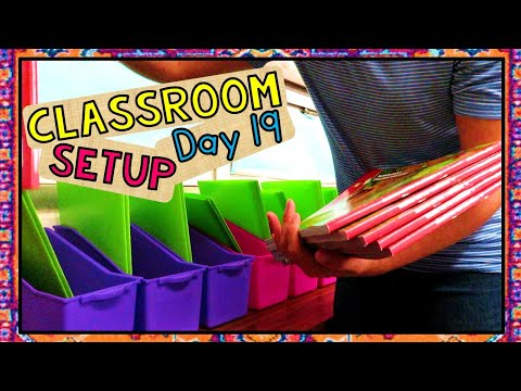 classroom-setup-day-19-|-stools,-bins,-and-baskets!