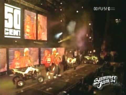 "Lloyd Banks & G-Unit Live At ""Summer Jam"" NYC 2004"