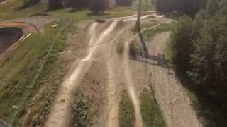 Downhill Mountain Biking - French Alps 2015