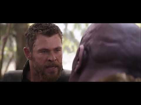 Meme Moan Thanos