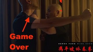 Sneak Peek - Jut Sau, Wing Chun's Neglected Technique