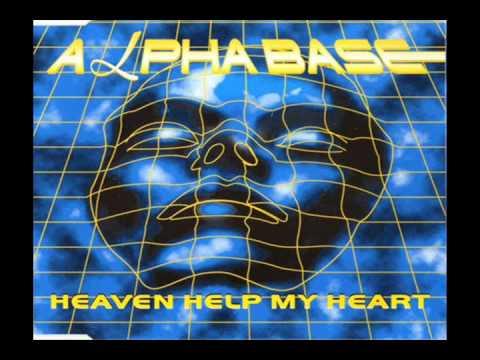 Alpha Base - Heaven Help My Heart (90's Euro Dance)